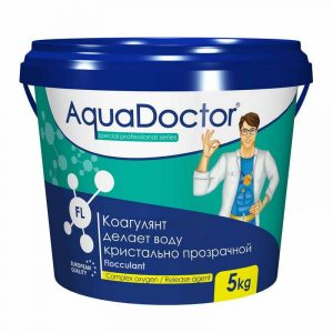 AquaDoctor FL  Коагулянт 1 кг (Турция)
