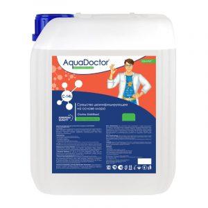 AquaDoctor CL-14 Хлор жидкий 20л (Гипохлорит натрия)