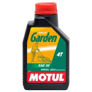 масло Мотул 4Т Garden Technosint 0,6 л 10w30