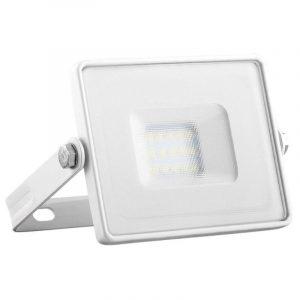 прожектор с/д Ферон LL918 10W 6400K IP65 белый/многоматр. 108*115*26