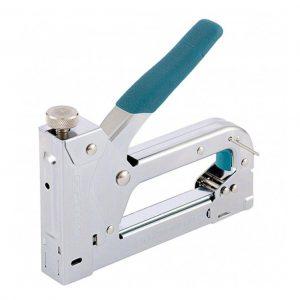 степлер GROSS мебельн. стальн.корп. 53/ 4-14мм