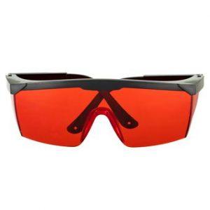 Очки ПРАКТИКА красные для лазерных приборов