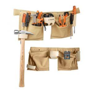 сумка Truper поясная для инструментов 49x24см POCA-13