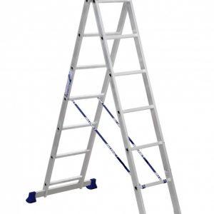 лестница 2-х секц.  7ступ. 1,96/3,08м