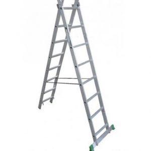 лестница 2-х секц.  8ступ. 2,24/3,64м