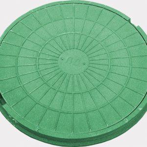 люк ПП Тип ЛД(А15) Н 50 зеленый