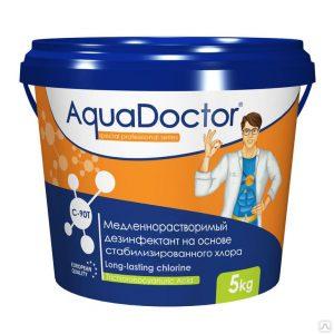AquaDoctor C-90T хлор длит. действ. 200 г