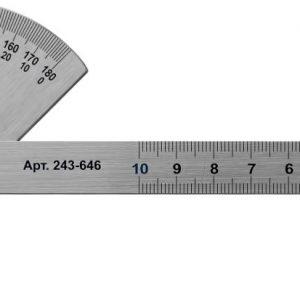Угломер переставной КОБАЛЬТ малка, 150 мм