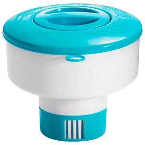 дозатор  плавающий для  хлорирования 17,8 см