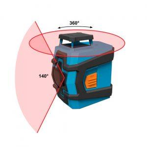 нивелир лазерный Практика НЛ-360