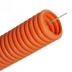 трубка 16мм с прот. оранжевая лёгкая (71916)