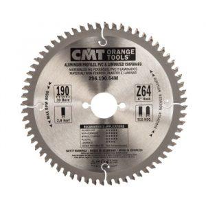 диск пильный CMT 190x30x2,8/2,2 -6° TCG Z=64
