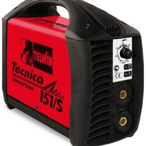 сварочный ап. Telwin Tecnica 151/S acx in case