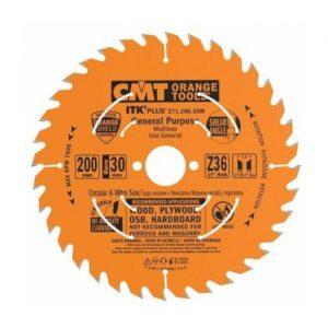 диск пильный CMT 235*30*2.8/1.8 Z 36 ATB