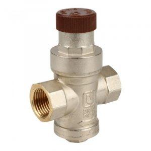 регулятор давления Itap Ду 15 Minibrass 1-4 бар