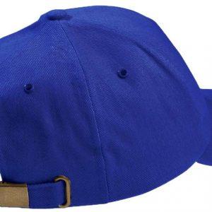 Кепка-бейсболка,цвет:тёмно-синий (размер регулирируемый)