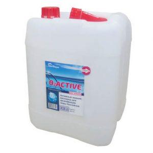 O2Active-средство для дезинфекции бассейнов 10л.