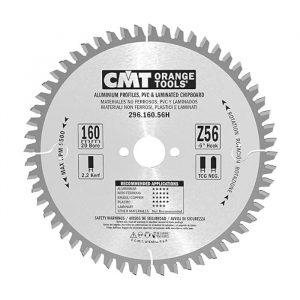 диск пильный CMT 160x20x2,2/1,6 -6° TCG Z=56