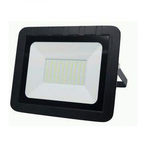 прожектор LEEK с/д LE FL SMD LED7 100W CW BLACK IP65 холодный белый