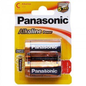 бат. PANASONIC Alk LR14 2BL