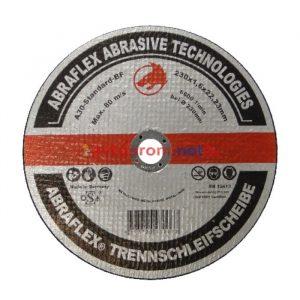 диск п/мет. AbroFlex 230*6,0*22 (зачистной)