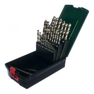 наб.свёрл Метабо 25шт HSS-G 1-13 мм
