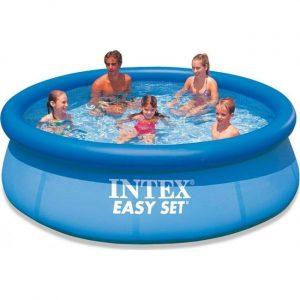 бассейн круглый Easy Set 305x76 см, 3853 л, Intex, от 6 лет, арт. 28120NP