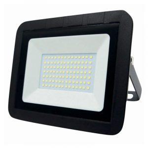 прожектор с/д ПРОГРЕСС 100 Вт  6500 К  (1*10)