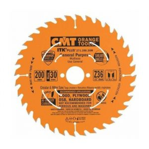 диск пильный CMT 235*30(+25)*2,4/1.6 Z 36 ATB SHEAR