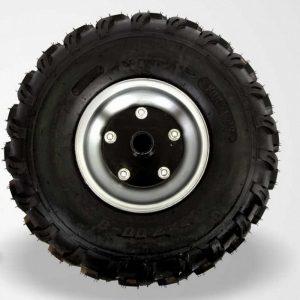 """колесо МБ 19-7*8 в сборе/диск+покрышка+камера/широкое """"OHA"""""""