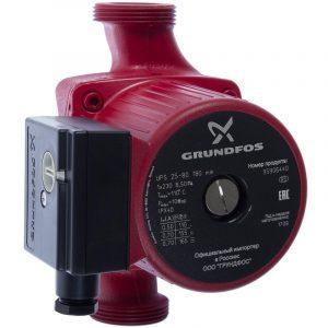 насос циркул. Grundfos UPS 25-80 (отопл.)