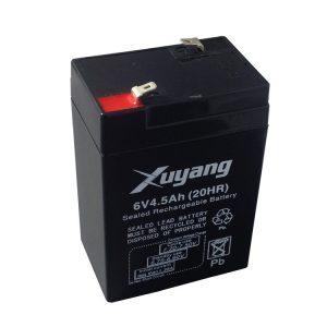 аккумулятор REXANT  6V 4,5Ah