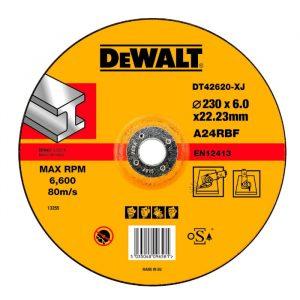 диск DeWalt обдирочный DT 42620