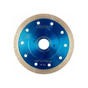 диск алм. Hilberg TURBO ультратонкий x-тип 125x22мм