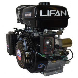 двигатель LIFAN 192 F (17 л.с.)