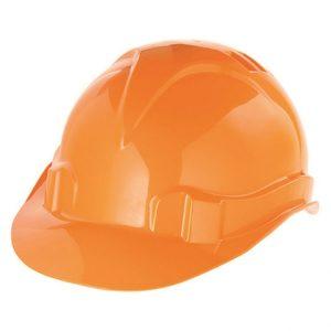 каска Сибртех оранжевая