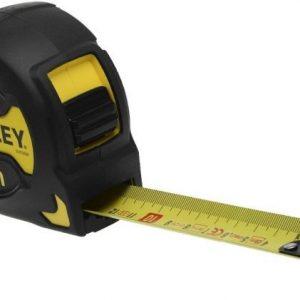 рулетка STANLEY GRIP TAPE  8м*28мм