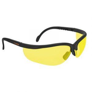очки Truper спортивные, желтые LEDE-SA