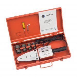паяльник д/пласт. водопровода ThermoFix (1.5 кВт) (20-63) (TF15-6P)