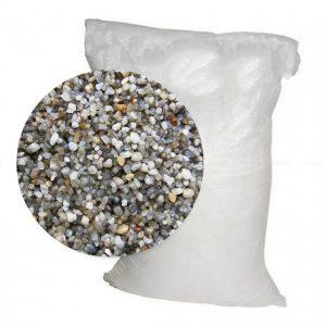 песок кварцевый д/фильтров 0,5–1,0 мм /25 кг