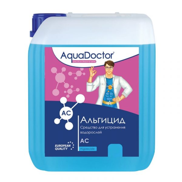 AquaDoctor AС альгицид  1 л