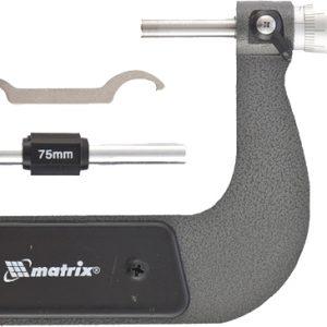 микрометр Матрикс мех. 50-75мм
