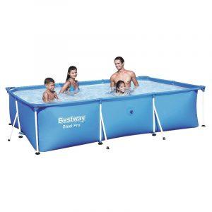 бассейн Каркасный Deluxe Splash 3,0х2,01х0,66м, 3300л, Bestway, арт. 56404