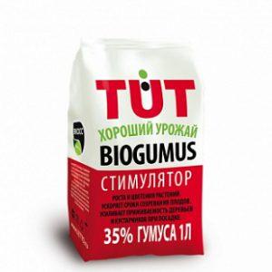 биогумус ТУТ 1,0 л