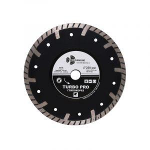 диск алм. Trio Diamond TURBO глубокорез 230x22мм