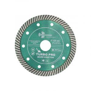 диск алм. Trio Diamond TURBO Железобетон 125x22,23