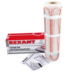мат нагр. REXANT 2,0 м.кв. (0,5*4 м)