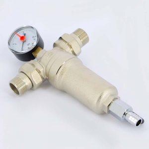 фильтр вод. HLV самопромывной с маном. 1