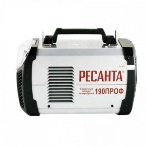 сварочный ап. Ресанта САИ 190 ПРОФ