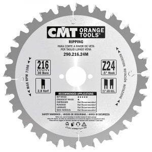 диск пильный CMT 216*30*2.8/1.8 Z 48 ATB